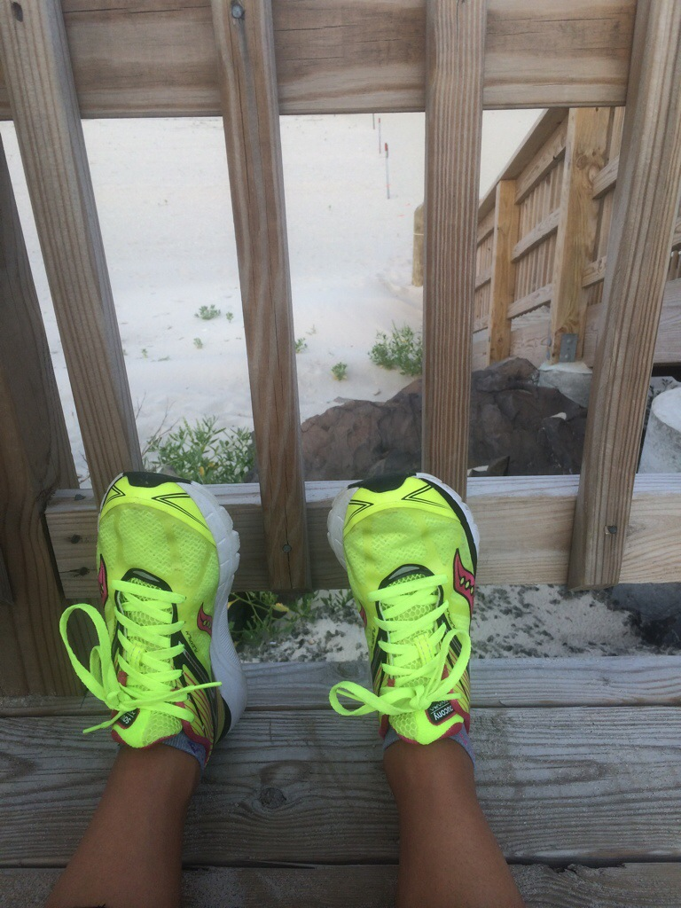 run & stretch