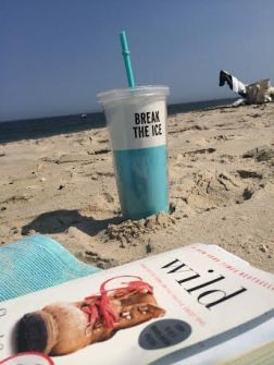 Wild summer beach read