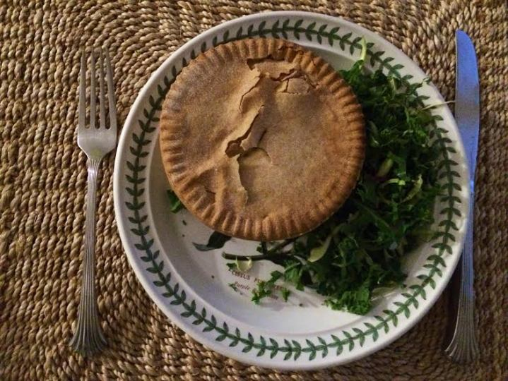 veggie pot pie