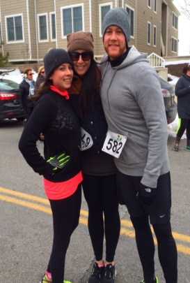 Manasquan mid-winter run
