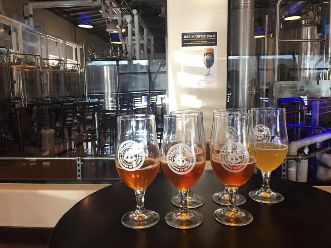 Ballast Point Brewery