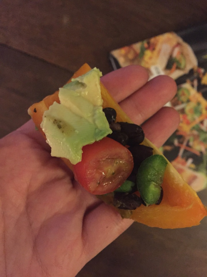 pepper nachos
